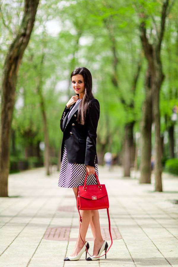 Working Look Blazer The Extreme Collection Crimenes de la Moda