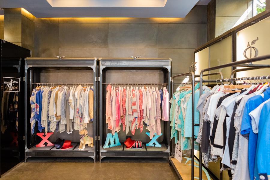 The Extreme Collection Arenal Store Madrid Crimenes de la Moda