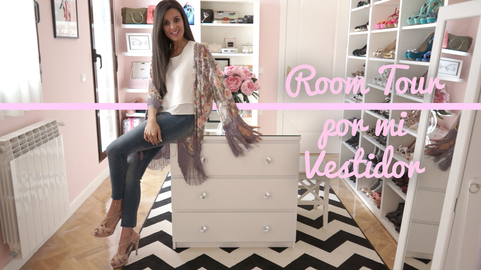 Room Tour Crimenes de la Moda Youtube Vestidor Abril 2015-2