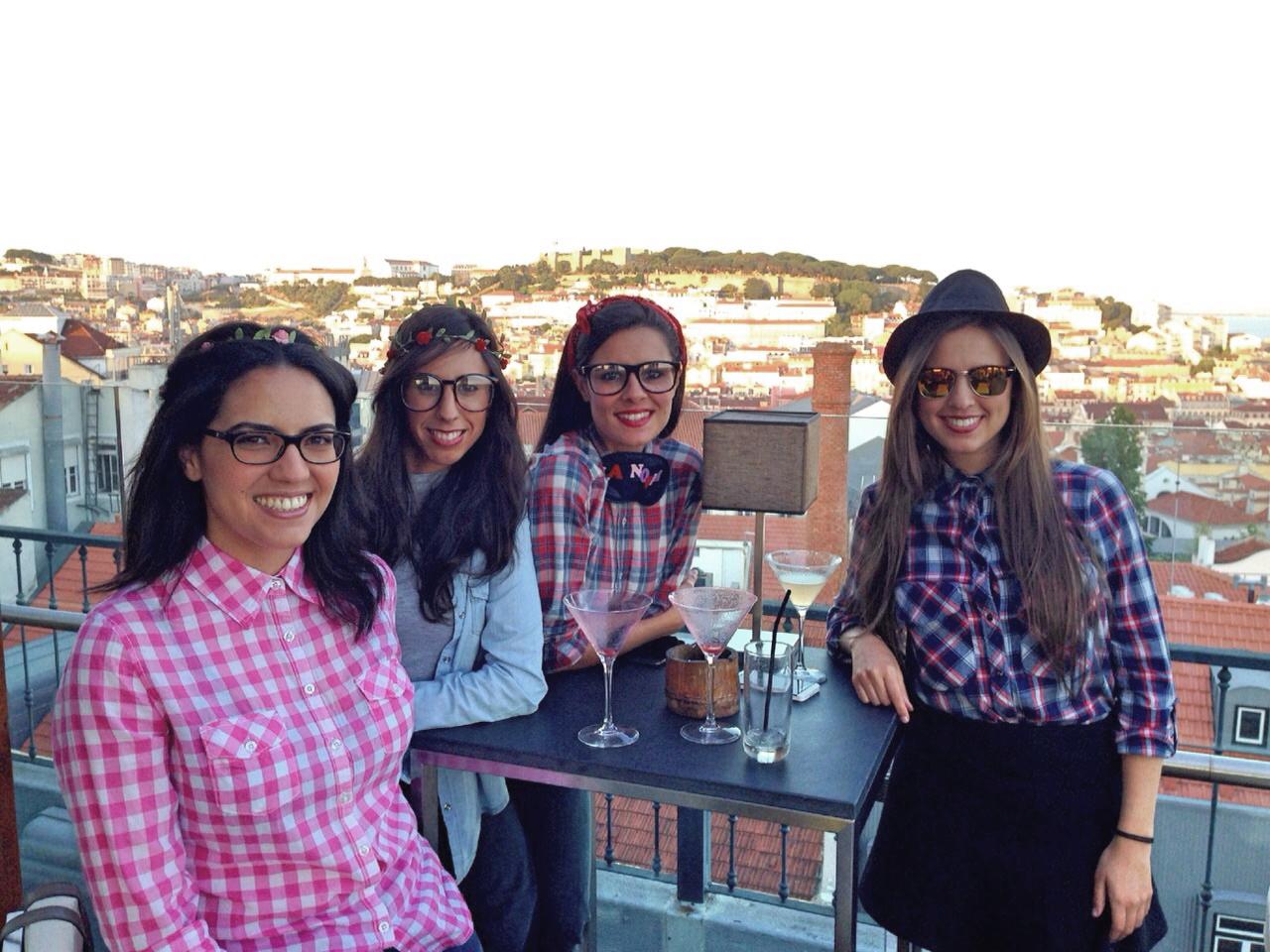 Mi despedida de soltera en Lisboa Crimenes de la Moda