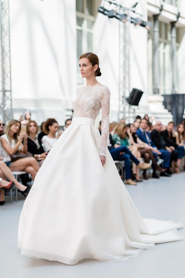 Vestidos de novia hannibal laguna 2019