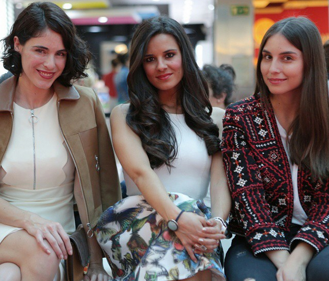 Instagram @crimenesmoda @ramoncolubi Crimenes de la Moda