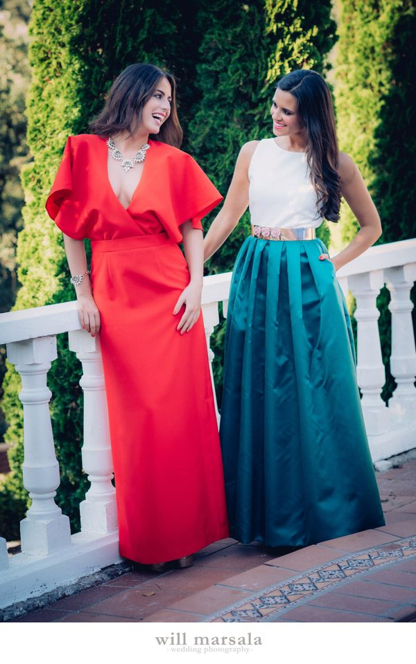 Dresseos alquiler de vestidos de fiesta madrid Looks invitada boda de tarde noche Crimenes de la Moda Will Marsala