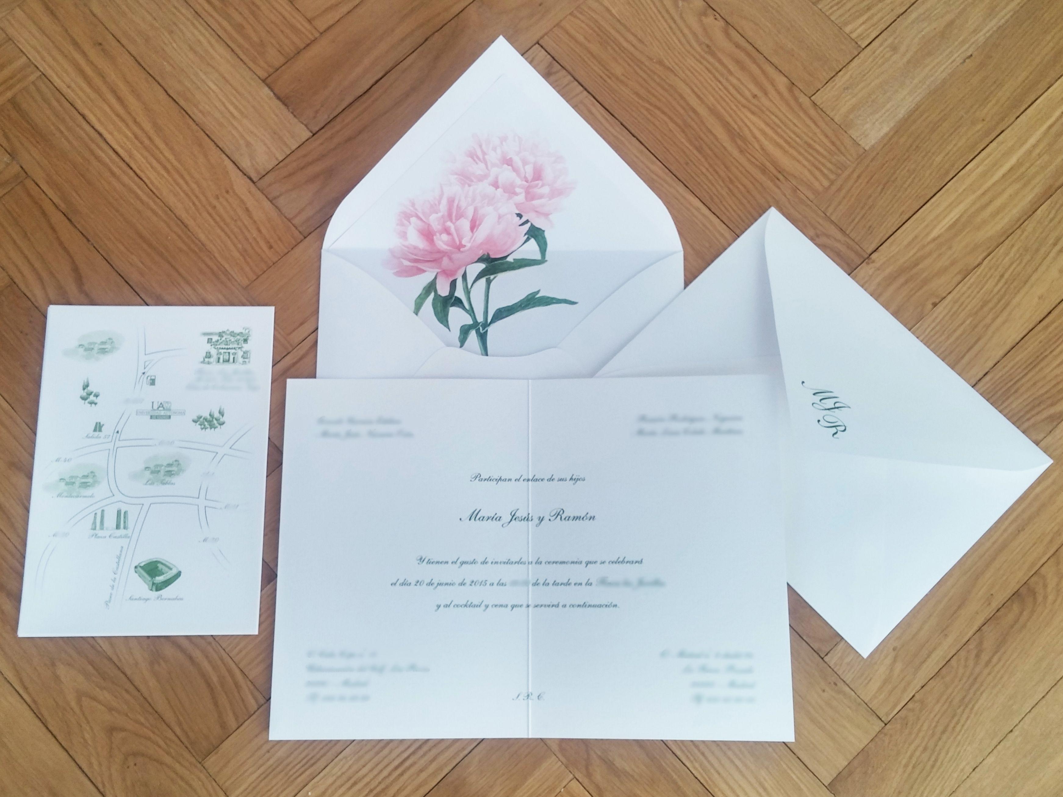foto invitaciones boda Easy wedding Crimenes de la Moda