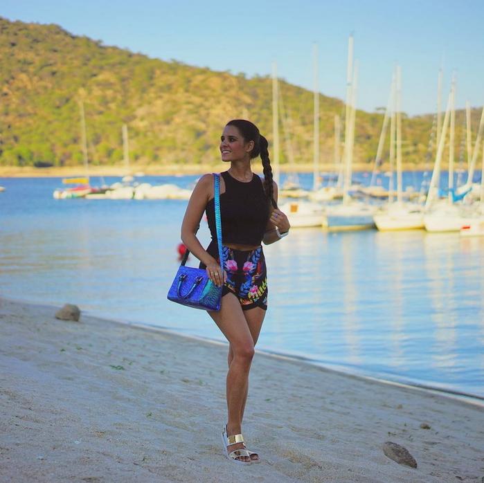 Instagram Crimenes de la Moda  y Ramon Colubi