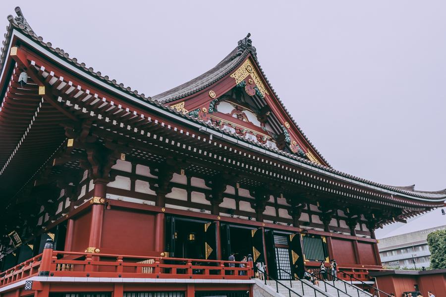 Tokio Viaje de novios en Japón Tokyo Japan Honeymoon Shibuya Asakusa Crimenes de la Moda