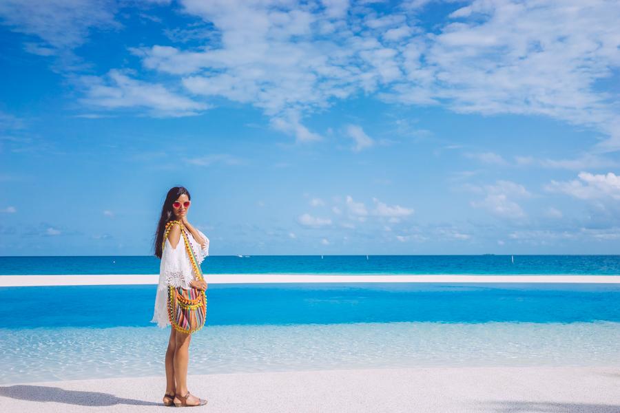 Paraíso en Maldivas Velassaru Island Maldives Honeymoon Luna de miel Crimenes de la Moda