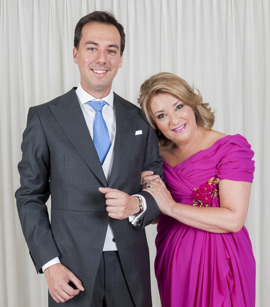 Boda Maria Jesus Garnica Navarro y Ramon Rodriguez Colubi Crimenes de la Moda