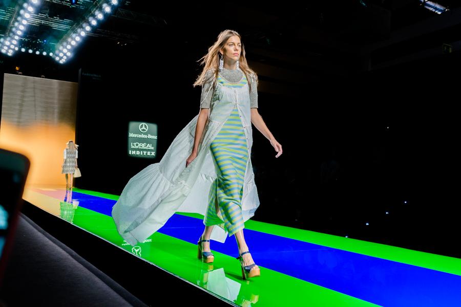 Mercedes-Benz Fashion Week Madrid con Rowenta