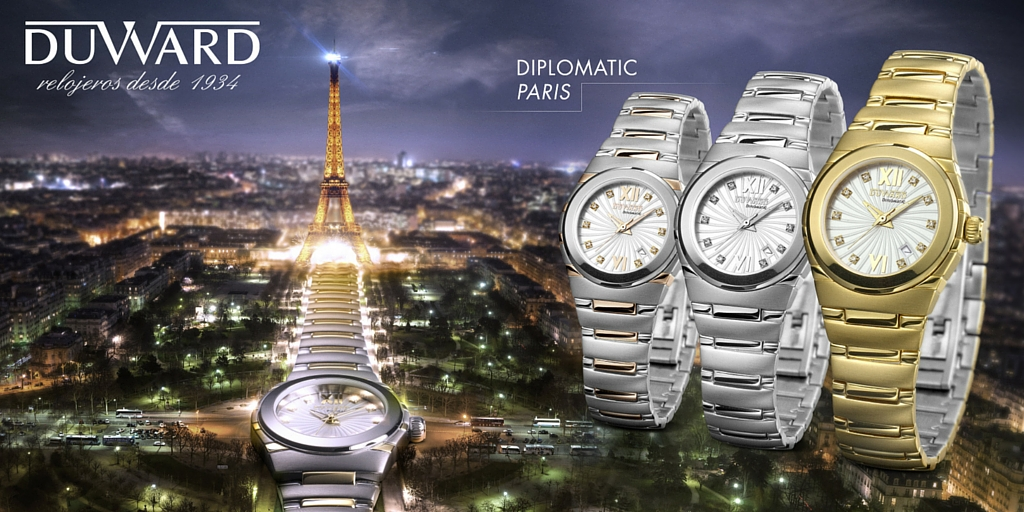 Relojes Duward Watches Crimenes de la Moda