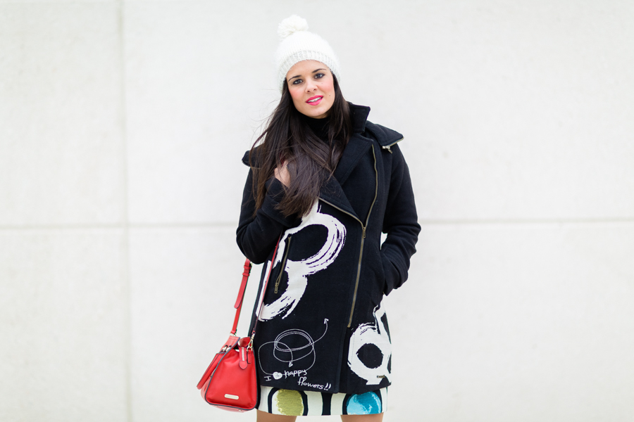 Desigual Winter look