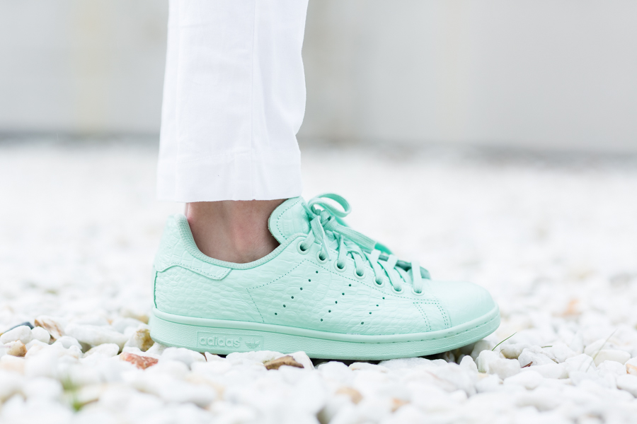 adidas stan smith mint groen