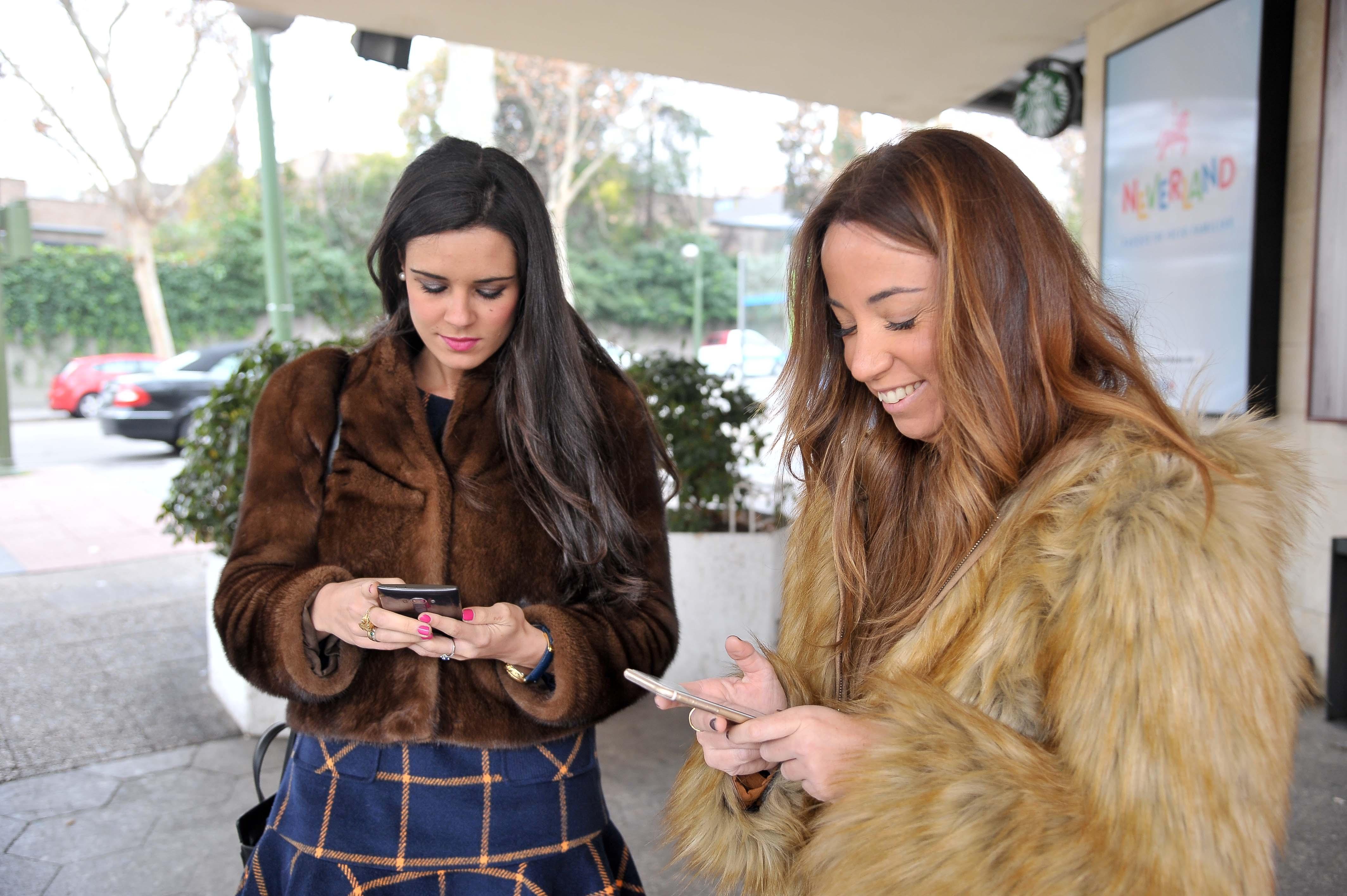 Hermanos Torres Calling Vodafone bloggers Crimenes de la Moda