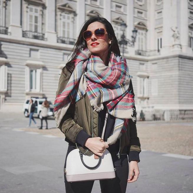 Instagram blogger de moda @crimenesmoda Crimenes de la Moda Maria Jesus Garnica Navarro