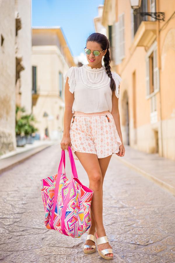 Palma de Mallorca viajes Crimenes de la Moda Maria Jesus Garnica Navarro