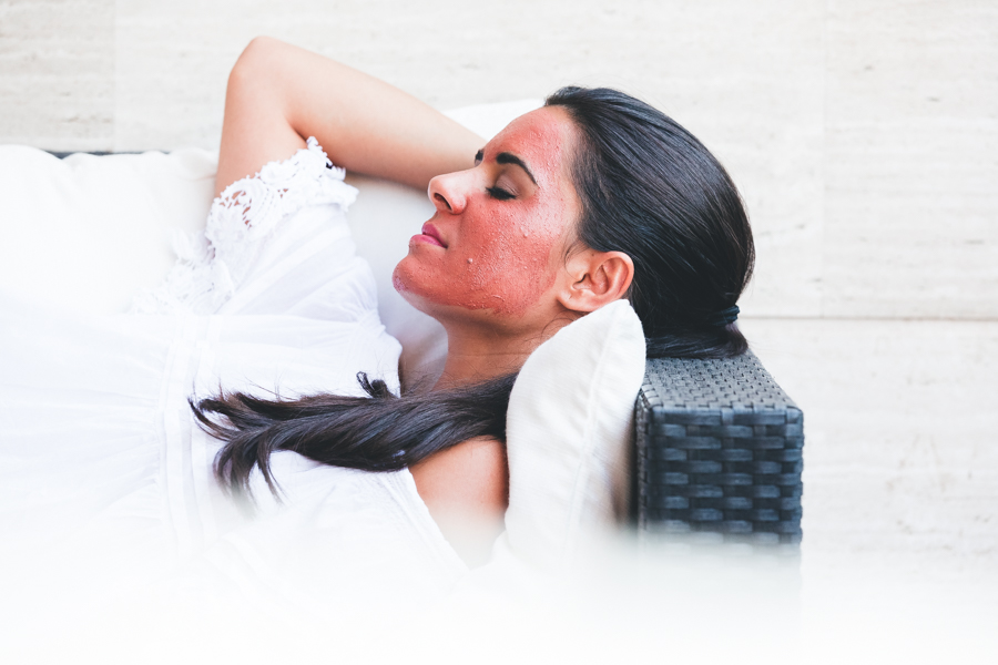 Momento detox Mascarillas arcilla pura L'Oreal post de belleza Crimenes de la Moda blog