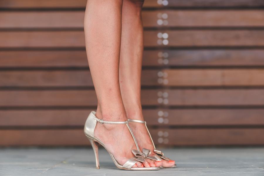 Vestido con mariposas butterfly dress bolso &OtherStories bag zapatos Pura Lopez shoes Crimenes de la Moda blog Maria Jesus Garnica Navarro