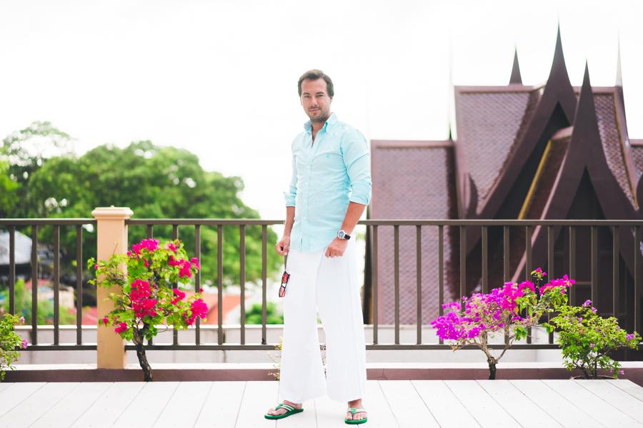 Viajar a Phuket Tailandia Kata Beach hotel Chanalai Garden Resort Crimenes de la Moda blog Fotografías Ramón Colubi