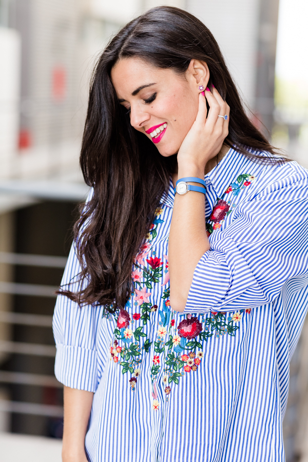 My Petite Promesse Baume Mercier reloj watch Crimenes de la Moda blog Maria Jesus Garnica Navarro