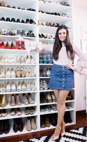 Vídeo de mi colección de zapatos