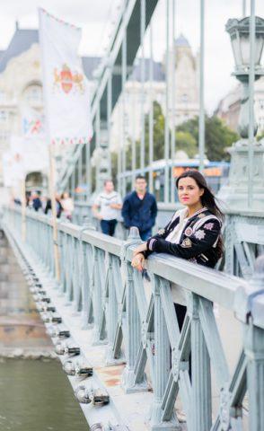 Día 1 en Budapest