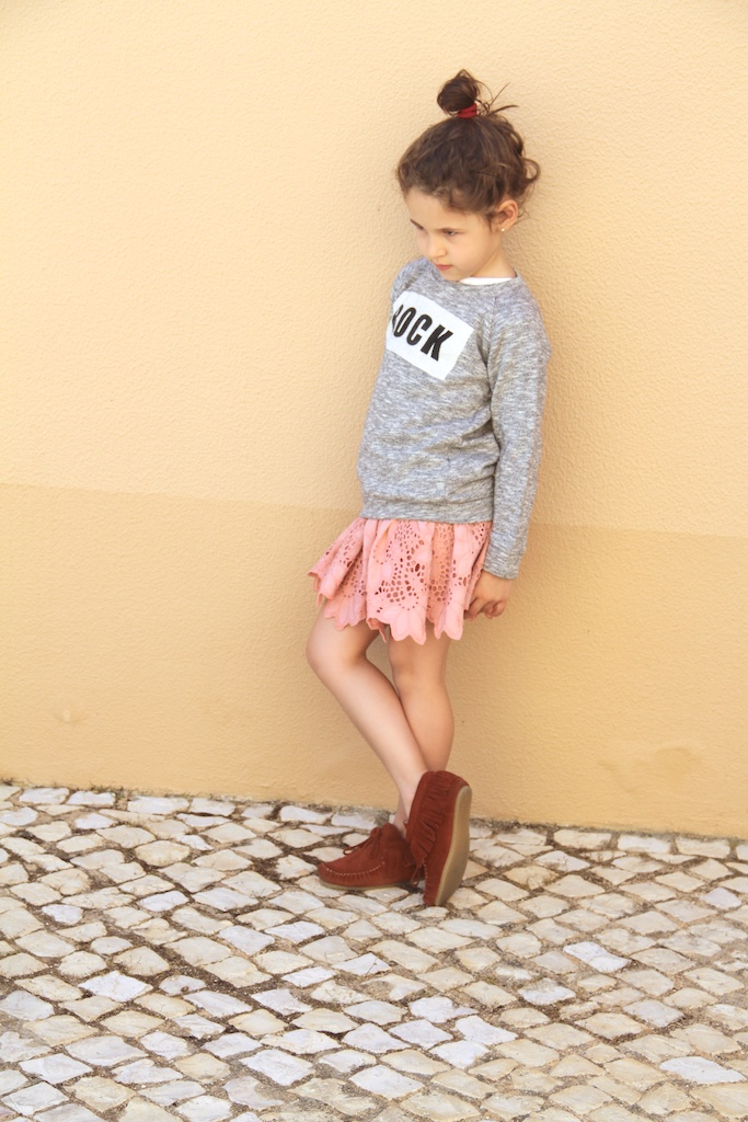 fashion ZARA KIDS .descalzaporelparque