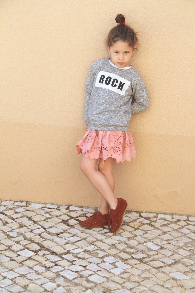 fashion kids -ZARA KIDS .descalzaporelparque