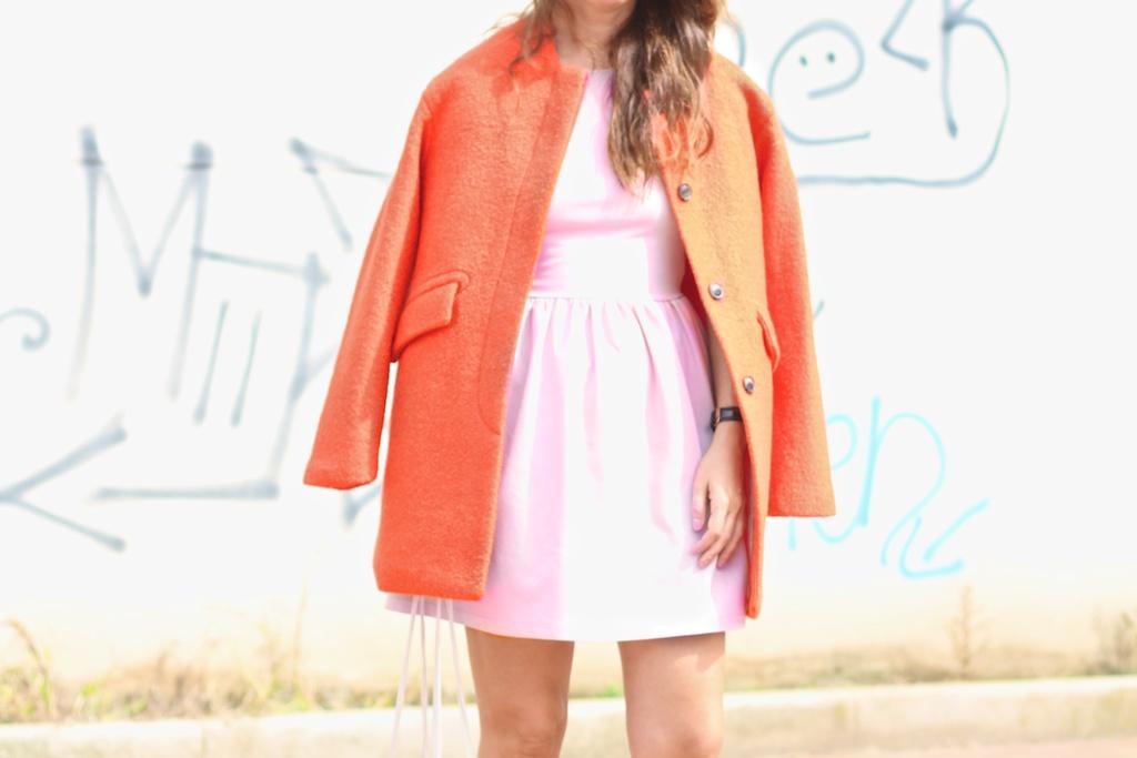 Huawei ASCEND P7 Rosa,#HuaweiP7Pink,orange,orange&pink,descalzaporelparque,fashion,huawei