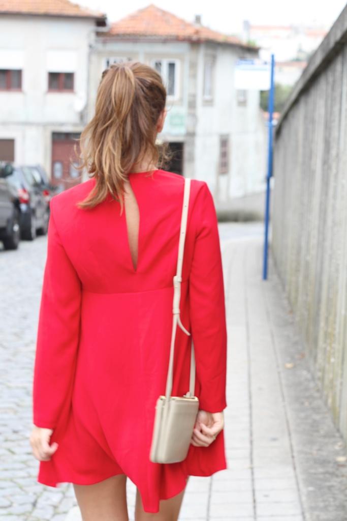 boots, Xti,Modalia,Fashion,Fashionblogger, Streetstyle, Blue,Cèline,trió bag, red,descalzaporelparque
