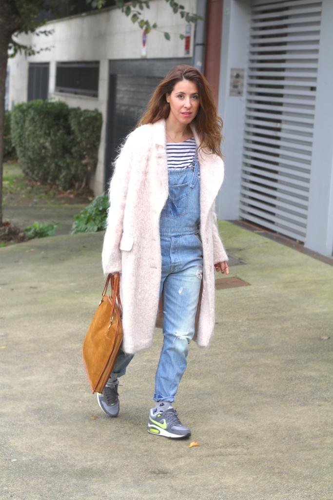 streetstyle-zara-h&m-stripes-pink-oversize coat