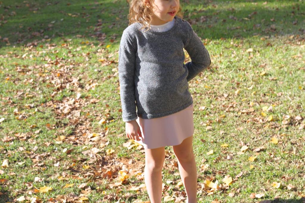 zarakids-grey-sweater-leather-pink-skirt