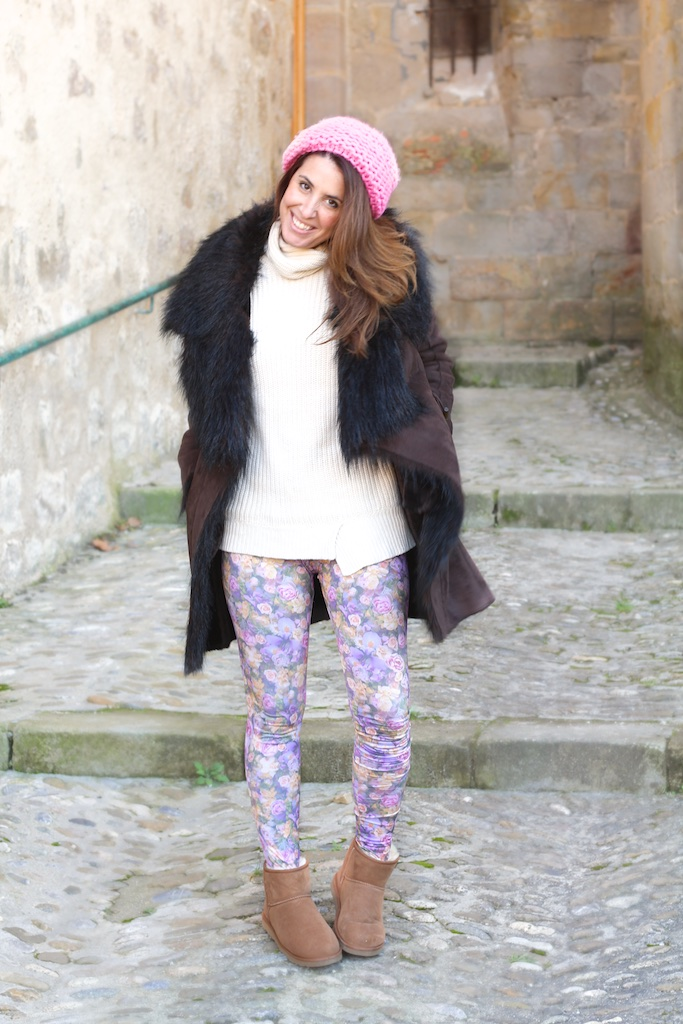 fashion-moda-blogger-gorro-rosa-ugg