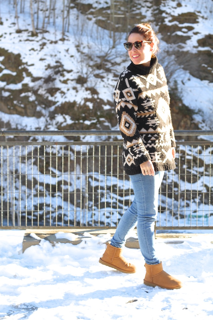 style-moda-cèline-sunglasses-ugg-fashion-blogger-descalzaporelparque