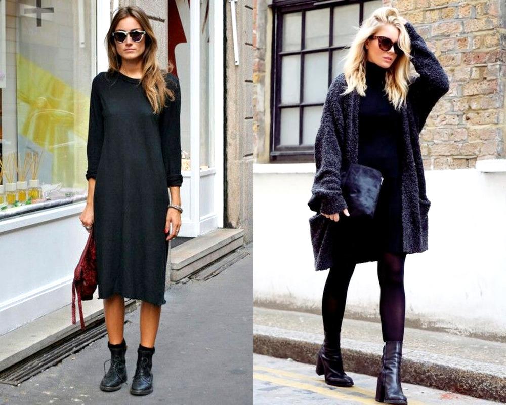 negro-moda-descalzaporelparque-negro- fashion-pinterest-streetstyle