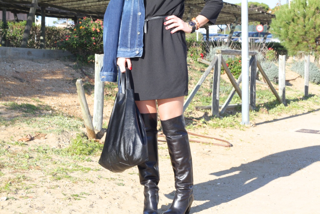 descalzaporelparque-black-VILA-Clothes-dress