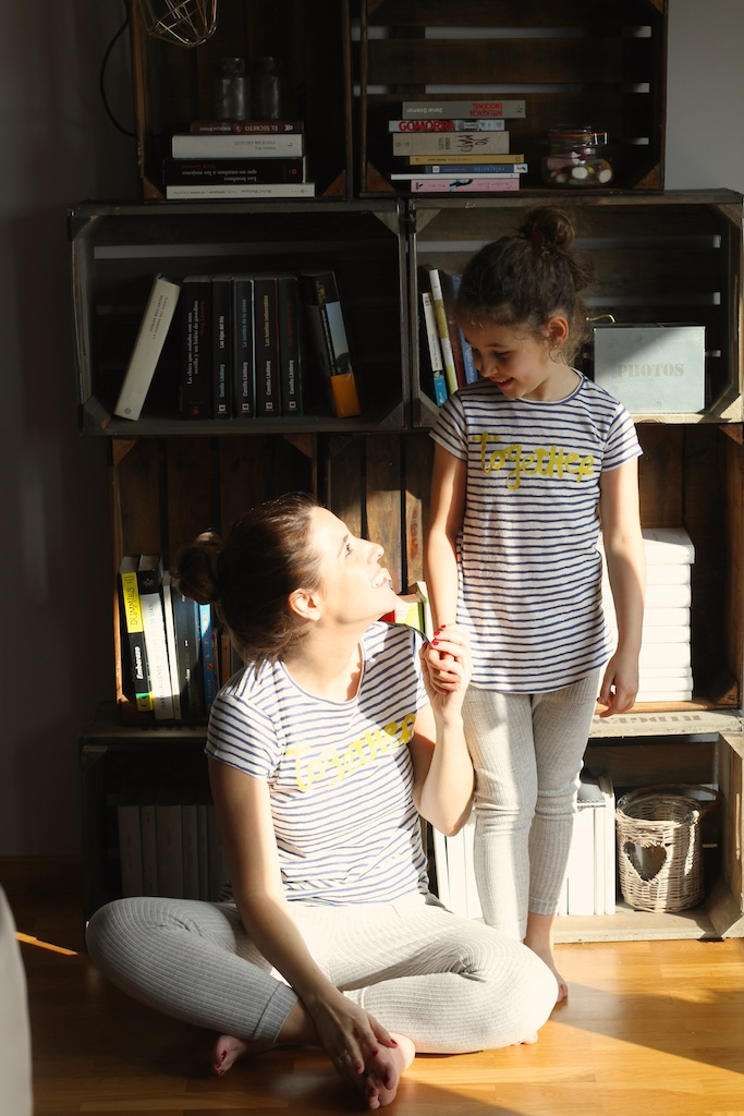 Jimena&me : Stripes T-shirt-54538-descalzaporelparque