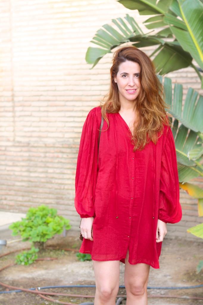 moda-vestido-bluson-rojo-style-descalzaporelparque-zara-fashion