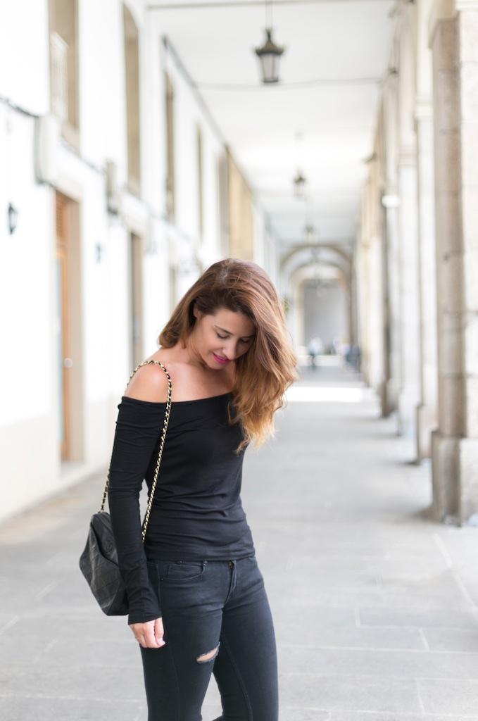 vintage-bag-chanel-black-descalporelparque-moda-streetstyle