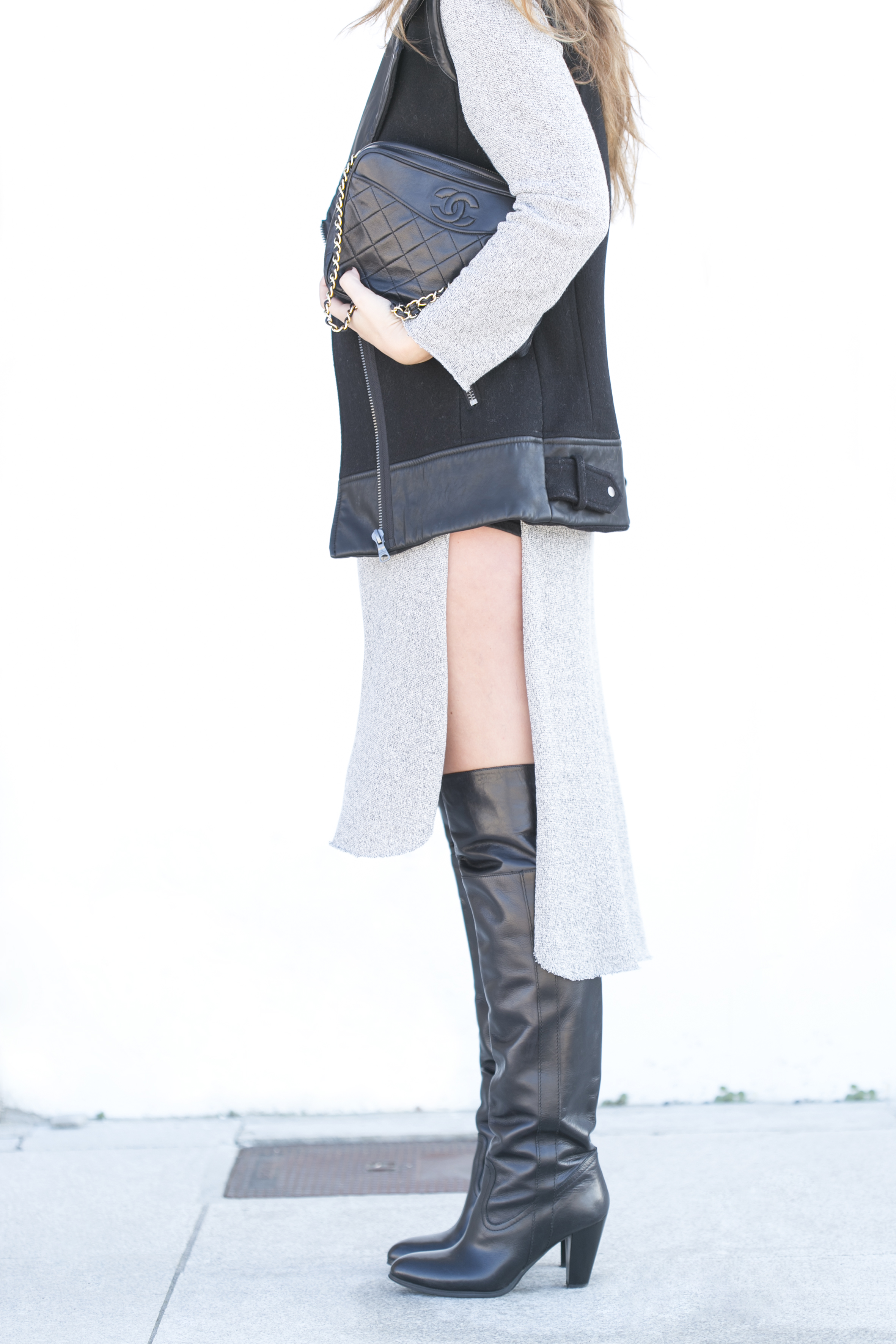 chanel-vintage-blogger-fashion-style-street-zara-Krack-boots-mosqueteras-descalzaporelparque