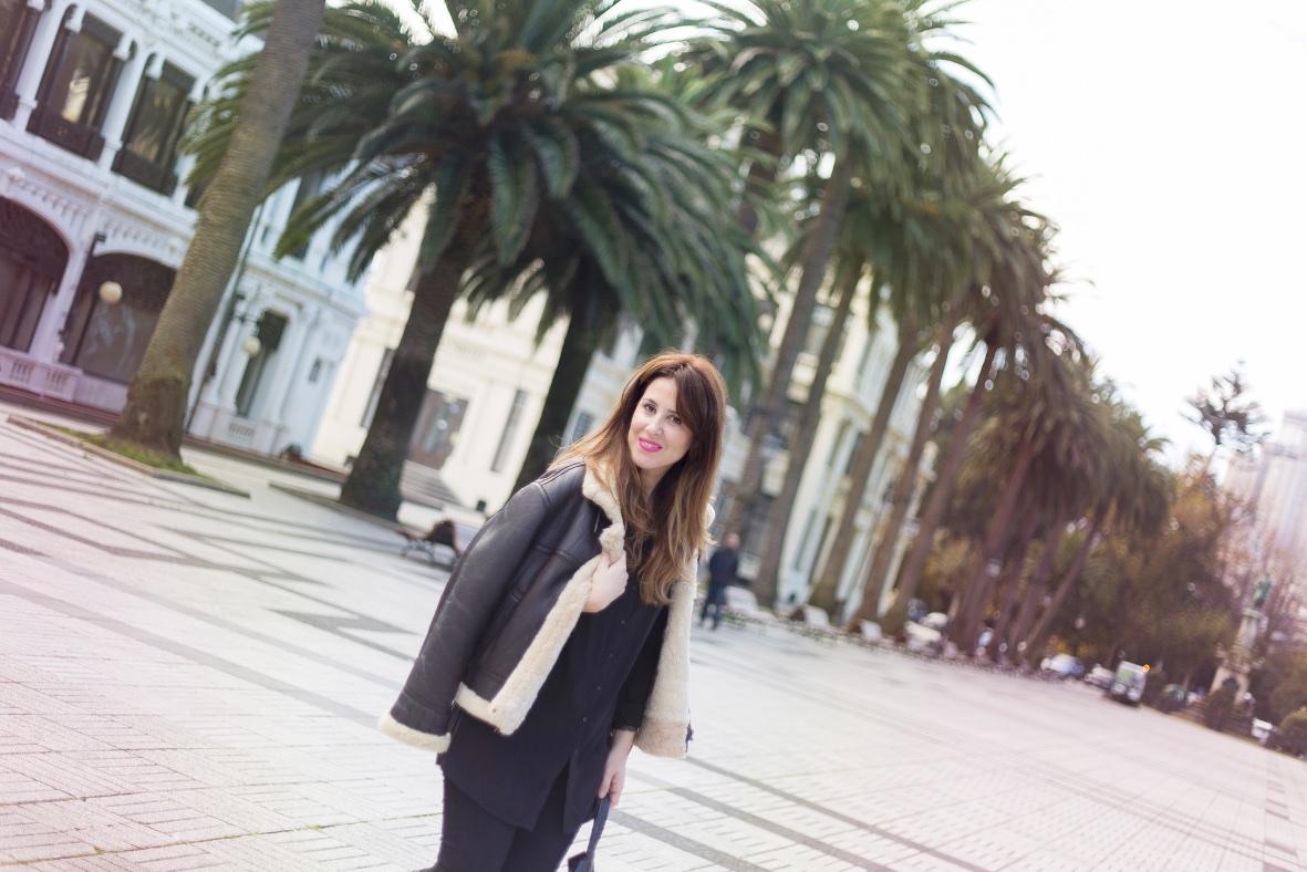 camisa-shirt-VILA-CLOTHES-style-look-blogger-coruña-descalzaporelparque