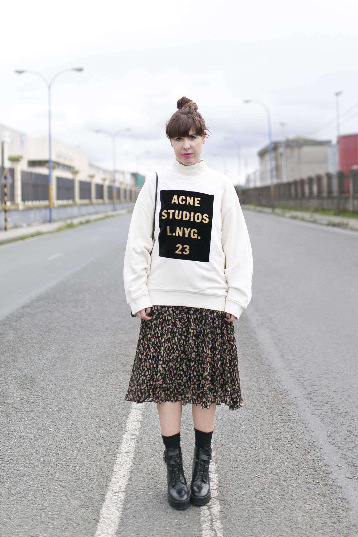 rebajas Zara-descalzaporelparque-look-Acne Studios- fashion-moda-calle-descalzaporelparque-blogger-streetlook-Acne Studios- fashion-moda-calle-descalzaporelparque-blogger-street