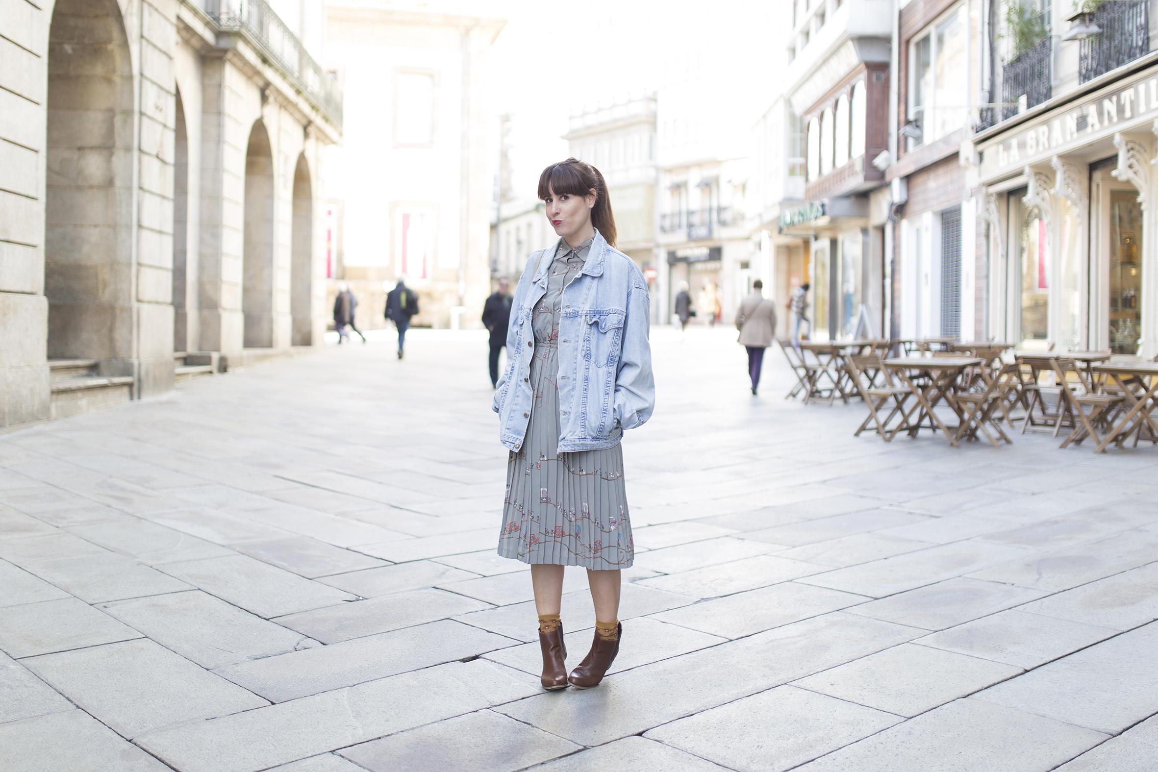 moda-calle- denim jacket- streetstyle - coruña - descalzaporelparque -blogger