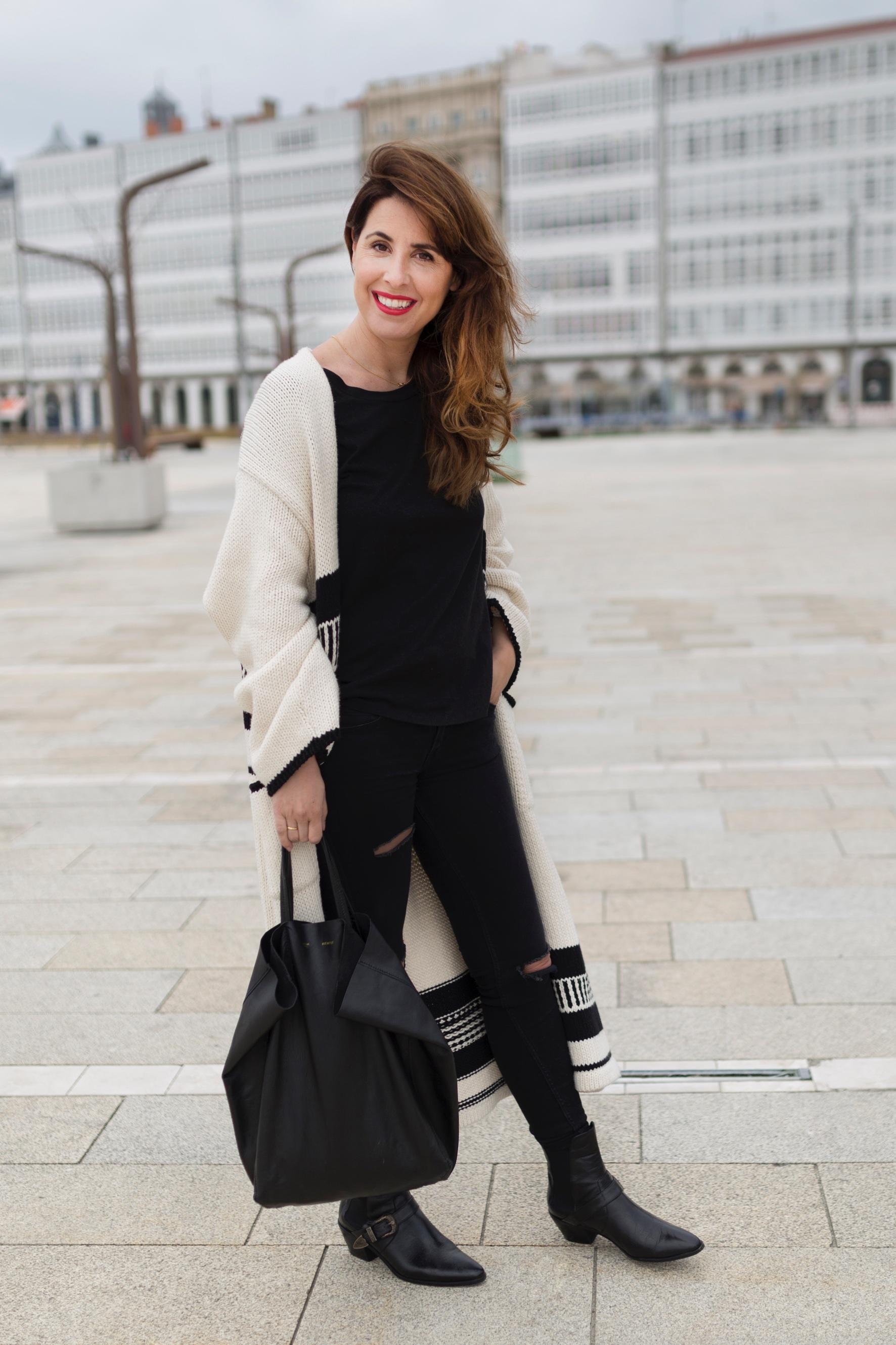 cèline bag- style- zara look-ootd- descalzaporelparque-fashion-moda-calle-zara-look- coruña- streetstyle- blogger