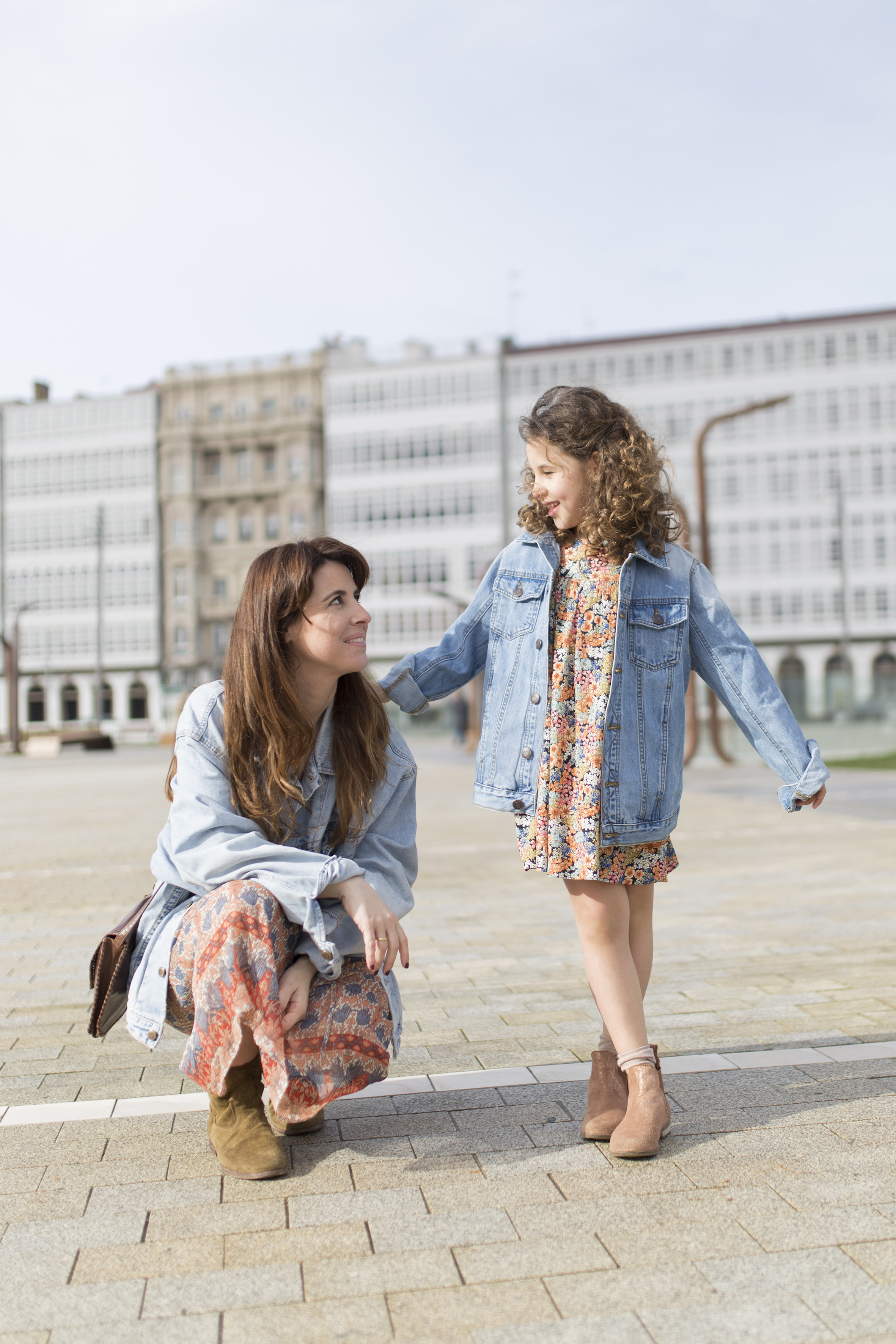 promod-zara kids-denim jacket-My partner-mi hija-Urban Outfitters- madre e hija- fashion-moda-street style-jimena&me-mother daughter