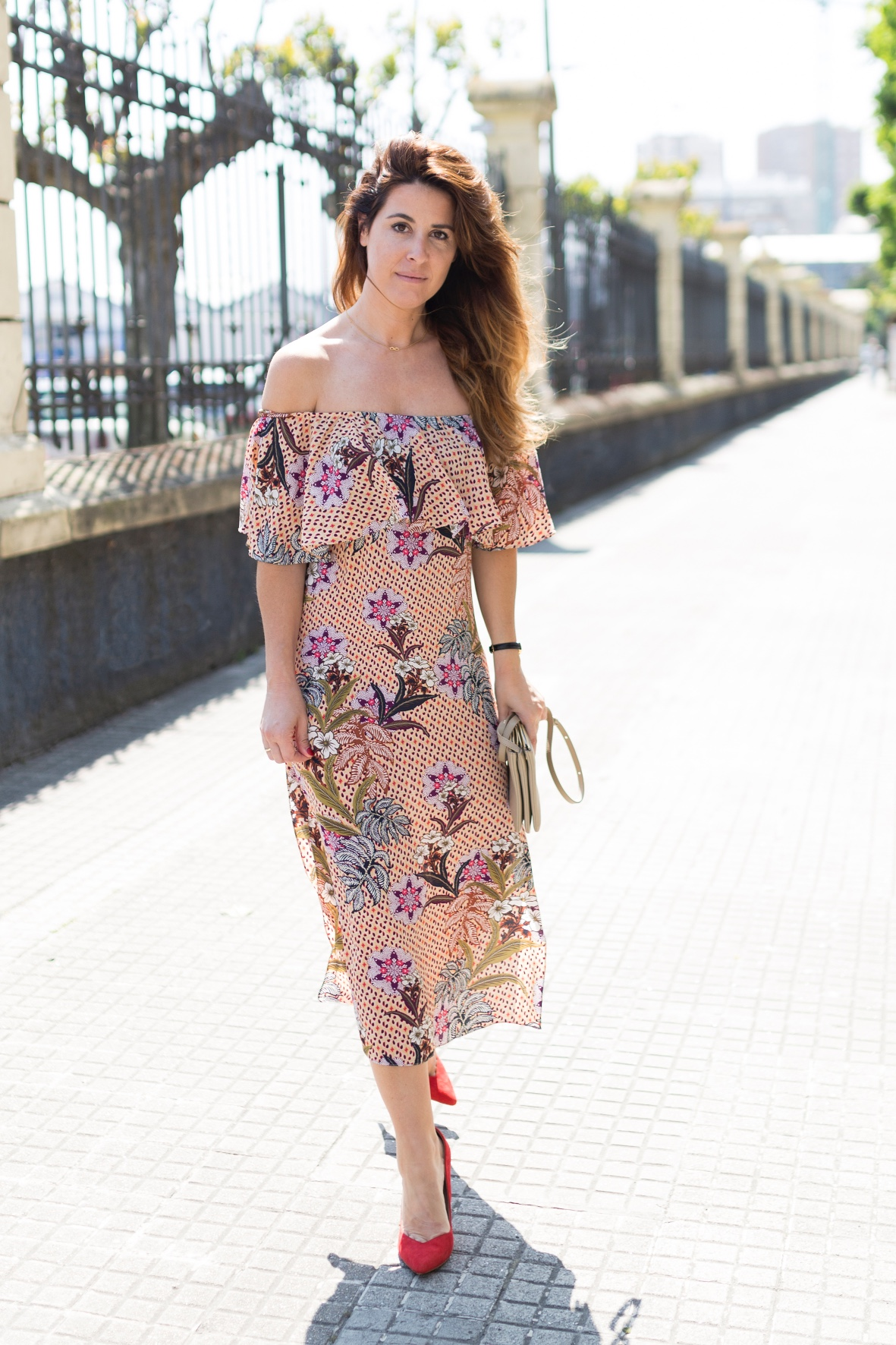 moda-streetstyle-fashion-blogger· cèline bag · coruña ·cèline -dress · street · trió bag · zara