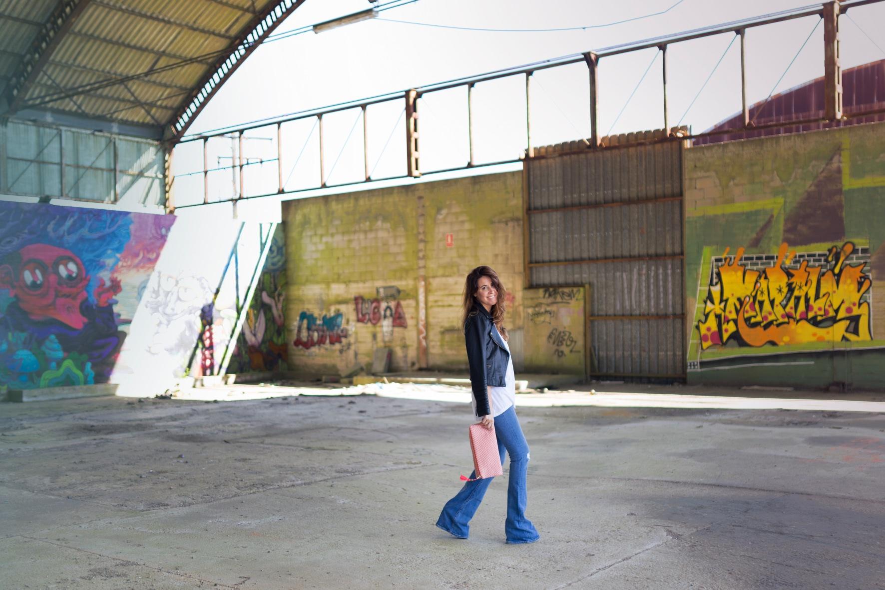 style - blogger -fashion- lo en las nubes- clutch-la letra escarlata -descalzaporelparque - zara -
