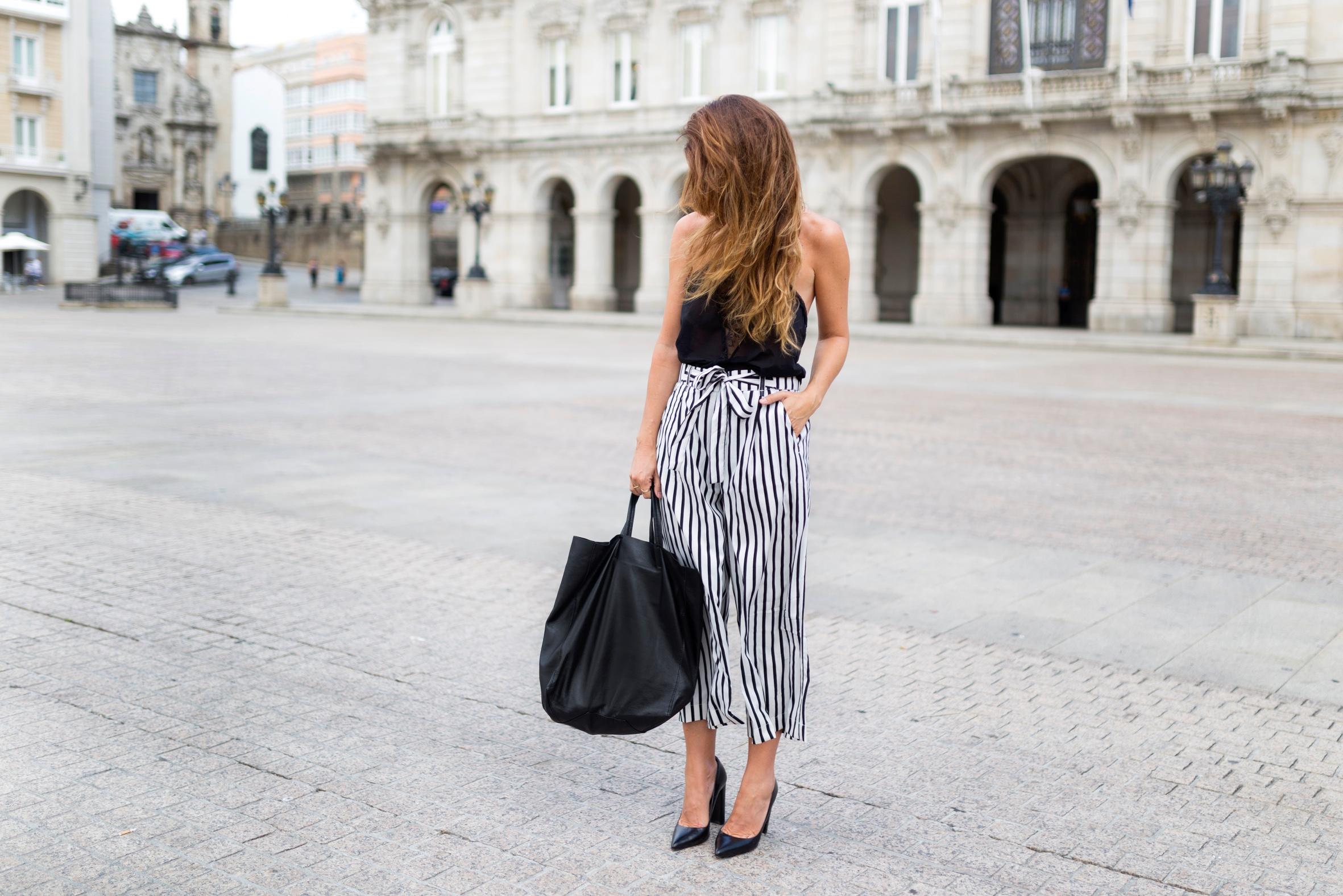 moda-fashion-volver a la rutina- Passionata- lencería- mono lencero- streetstyle- coruña- Céline bag- blogger-passionatagirls- Cèline-tote bag