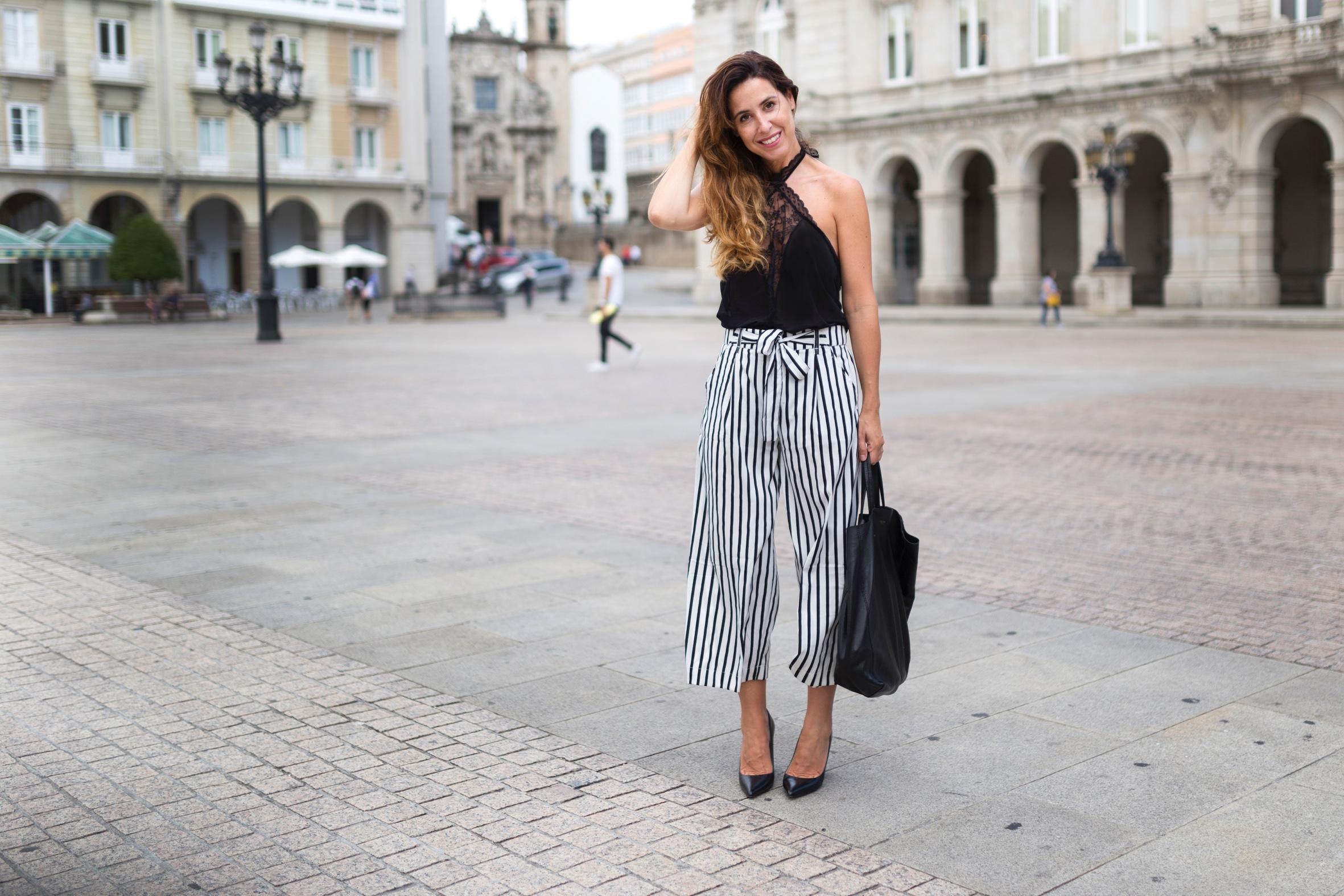 blogger-passionatagirls-blogger-descalzaporelparque-volver a la rutina- Passionata- lencería- mono lencero- streetstyle- coruña- Céline bag