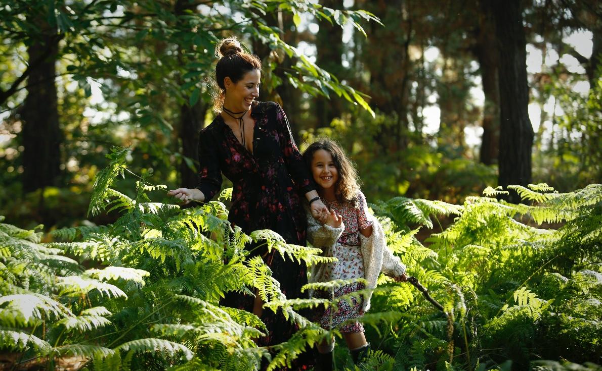 ZARA KIDS - Zara dress - descalzaporelparque-Moda de otoño - ZARA - kids- choker Pull&Bear - moda - coruña - fashion - blogger - style - moda - madre e hija - la voz de galicia - comarcal- botines