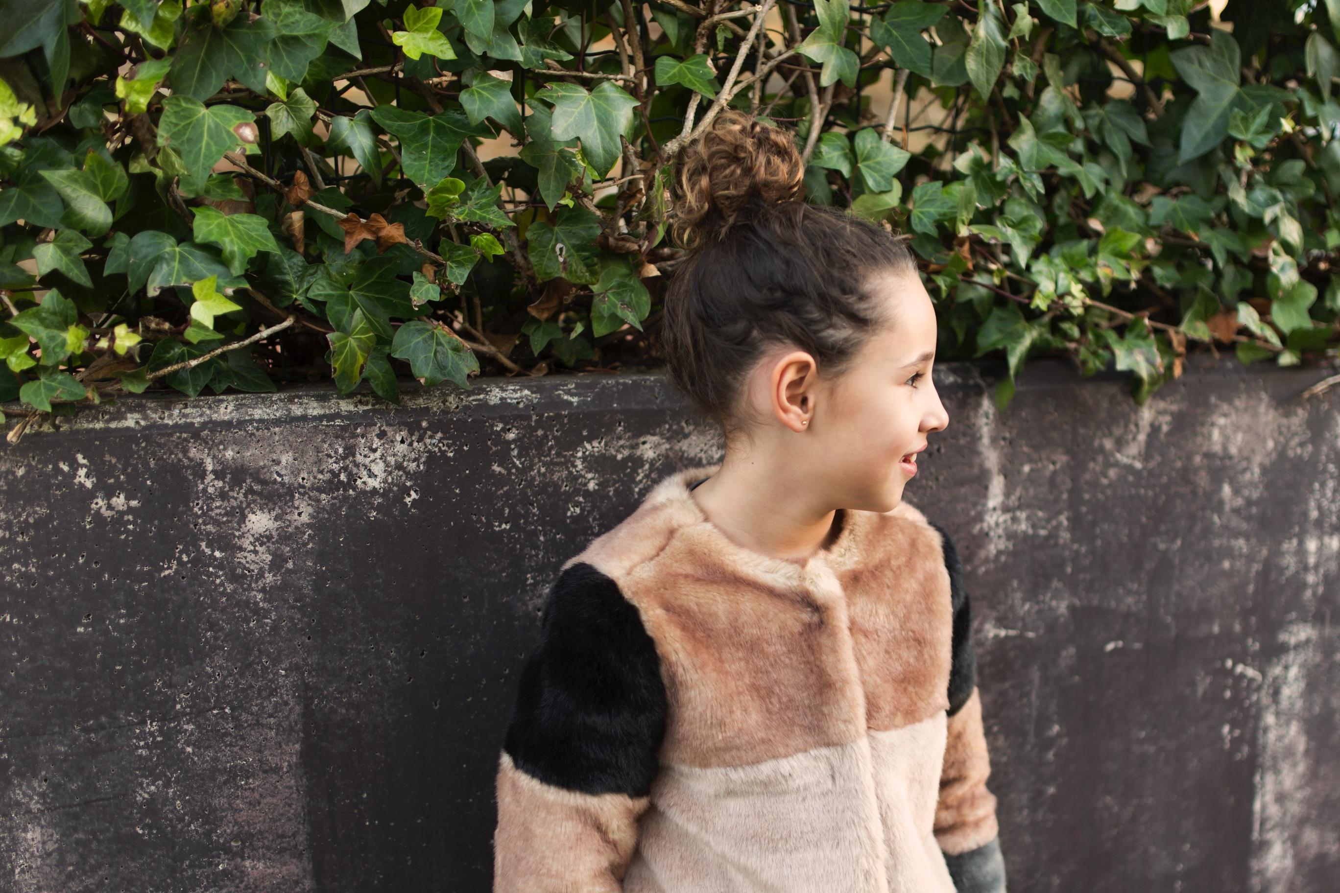 Jimena -style-zara coat-niños-moda-coruña-look-fashion girl-zara kids-descalzaporelparque